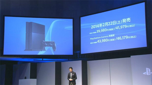 โซนี่บอก PS4 ขายที่ญี่ปุ่นหลังอเมริกา 3 เดือน