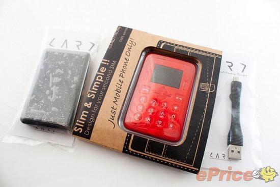 เคยเห็น Card Phone โทรศัพท์บัตรเครดิต หรือยัง? เจ๋งมั่กๆ