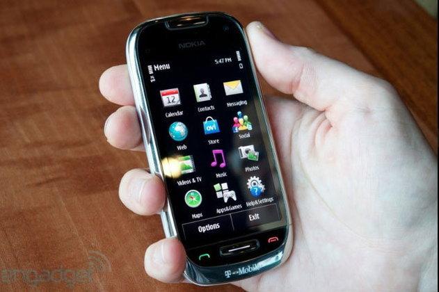 จัดเน้นๆ กับการร่วมกันระหว่าง T-Mobile กับ Nokia ที่ประกาศเปิดตัว Nokia C7-00