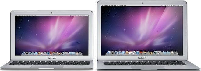 MacBook Air รุ่นใหม่เริ่มขาย 14 กรกฎา มาพร้อม OS X Lion, Thunderbolt, Sandy Bridge!