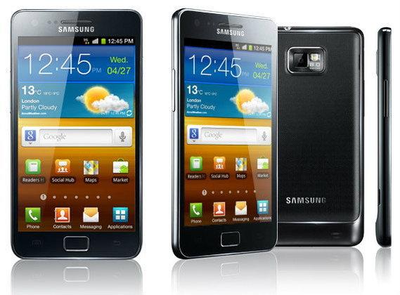 รีวิว Samsung Galaxy S II