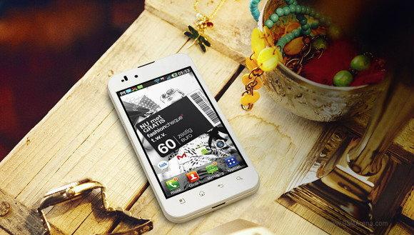 LG Optimus White Edition เปิดตัวตามคำขอ