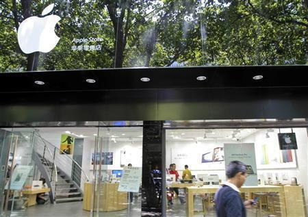 โดน!! จีนสั่งปิดร้าน Apple Store ปลอมไปแล้ว 2 ร้าน