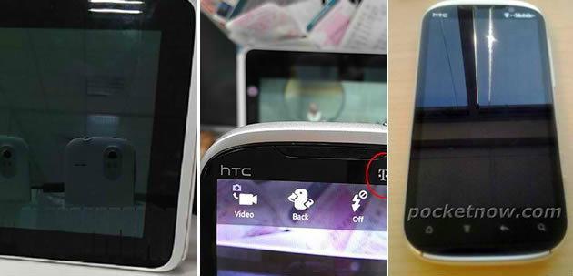 HTC Ruby แรงแซงหน้า Galaxy S II, Sensation ด้วยซีพียู Dual Core ความเร็ว 1.5GHz!