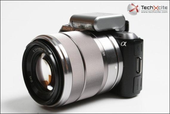 Full Review : ลองมาแล้ว Sony NEX-C3 กล้องเล็ก ไฟล์เทวดา