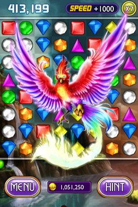 Bejeweled 2 + Blitz สำหรับ iPhone แจกฟรีแล้วโหลดด่วนจร้า !!