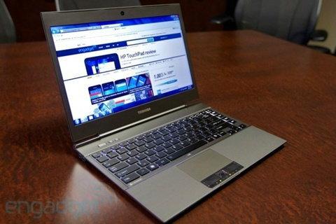 Toshiba Portege Z830 บางเบา สวยเร้าใจสุดๆ