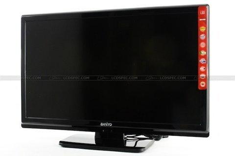 Review: Sanyo VIZON LCE-24C100F – LED TV 24″ ความระเอียดระดับ Full HD ราคาชิลๆ