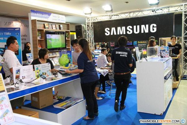 โปรโมชั่น สุดแจ่ม ทั้ง มือถือ และ แท็บเล็ต จากค่าย Samsung