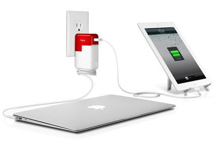 PlugBug ไว้ชาร์ตไฟ iPhone, iPad ต่อจากอแดปเตอร์ MacBook