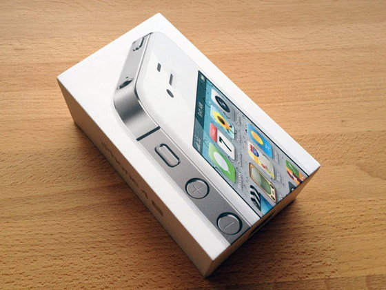 ราคา iPhone 4S ที่ MBK อยู่ที่ 25,800-26,800 บาท