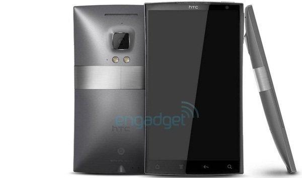 มาอีกตัว HTC Zeta สมาร์ทโฟน Quad Core ความเร็ว 2.5 GHz