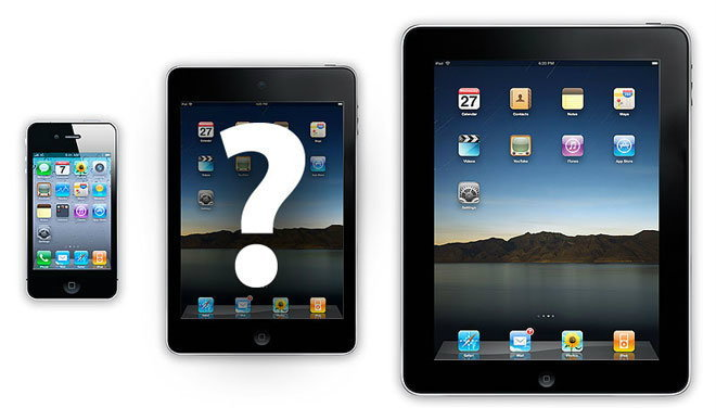 เอ็งเกี่ยวไร? Samsung เผย Apple จะเปิดตัว iPad Mini จอ 7 นิ้วในปีนี้!