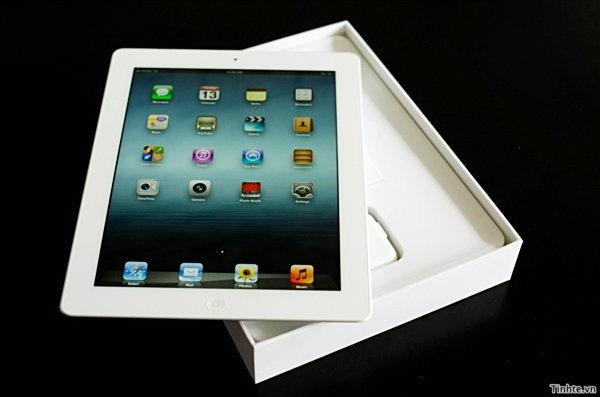 เวียดนามเทพ โชว์รีวิว The New iPad ก่อนใครในโลก