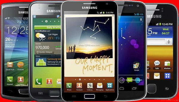 อัพเดทราคามือถือ Samsung ใหม่ล่าสุด!!