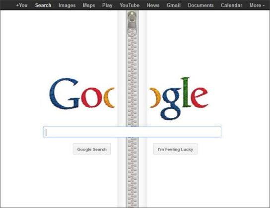"""ทำไมต้อง""""รูดซิป"""" Google กันตั้งแต่เช้า?"""