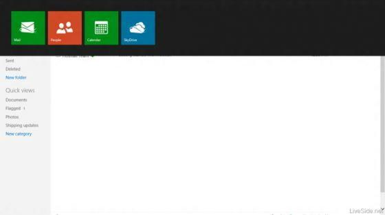 Hotmail โฉมใหม่เปลี่ยนชื่อเป็น Newmail