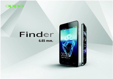 "มาถึงแล้ว!! ""OPPO Finder"" ในงาน Thailand International Mobile Show 2012"