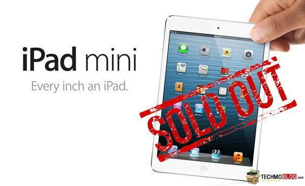 พบ iPad mini สีขาว 16GB Wi-Fi ถูกจับจองจนหมดก่อนรุ่นอื่นๆ