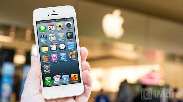 iPhone 5S มาแล้ว