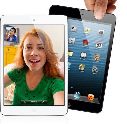 ราคา iPad mini (ไอแพด มินิ) เครื่องศูนย์ มาบุญครอง เครื่องหิ้ว (เครื่องนอก) วันที่ 16 ธันวาคม 2555 [
