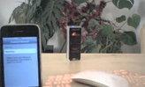 """ไอโฟนกับ""""คีย์บอร์ดเลเซอร์+แมจิกเมาส์"""""""
