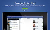 สิ้นสุดการรอคอย! Facebook for iPad เปิดใช้งานอย่างเป็นทางการแล้ว