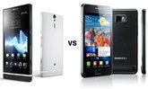 ไขปัญหาคาใจ จะเลือกรุ่นไหนดี ระหว่าง Sony Xperia S กับ Samsung Galaxy S II ?