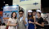 บู๊ท Plantronics เตรียม เสริฟเมนูใหม่ให้คุณในงาน Mobile Show 2012