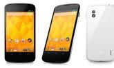 LG เปิดตัว Nexus 4 สีขาว ปฏิเสธพัฒนาเวอร์ชันถัดไป!