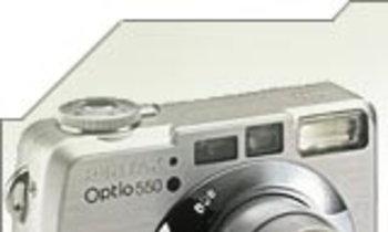 Pentax Optio 550
