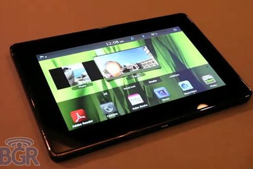 ใครจะซื้อ iPad ลองชม VDO ของ BlackBerry PlayBook ก่อน