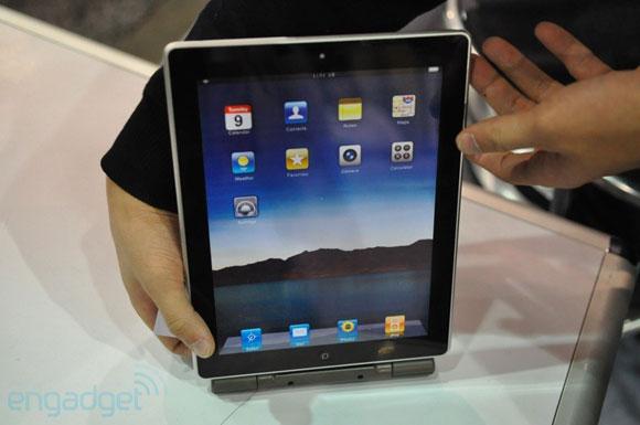 โฉมจริงของ iPad 2 เปิดให้ชมกันแบบเต็มๆแล้ว บางเฉียบไม่ถึง 1 ซม
