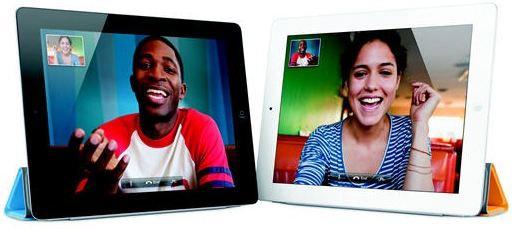 """ปัญหา FaceTime """"เดี้ยง""""บน iPad 2"""