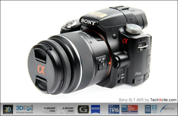[Full Review]: Sony SLT A55 - Engineer to respond