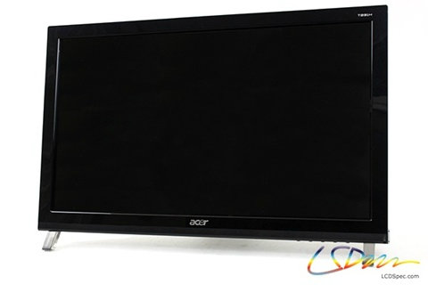 Review:Acer LCD Monitor Touch Screen 23″ – T231H [จิ้ม ลิ้ม ลอง]