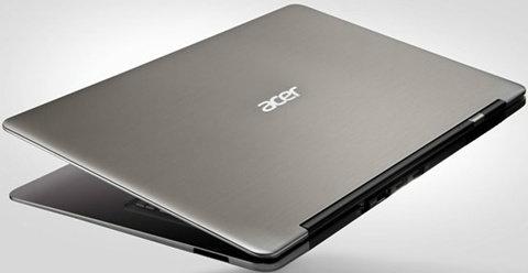 "Acer Aspire S3 ""อัลตร้าบุ๊ค""ที่บางที่สุด"