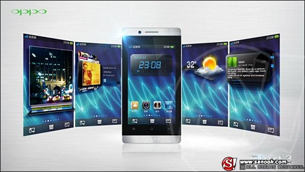 OPPO Find 3  สมาร์ทโฟนที่มีดีไซน์สวยงามโดดเด่น