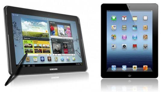 เปรียบมวย Note 10.1 กับ new iPad