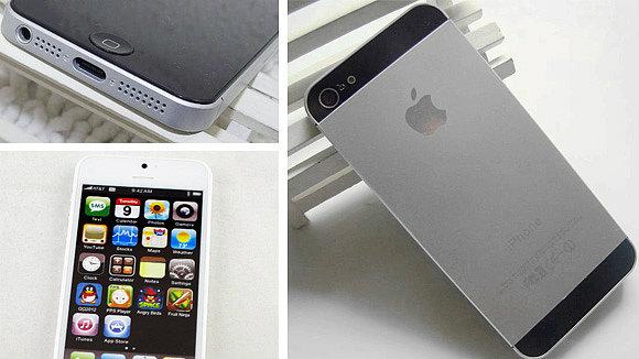 มอคอัปไอโฟนระบาดทั่วจีน เริ่มต้นที่ 150 บาท