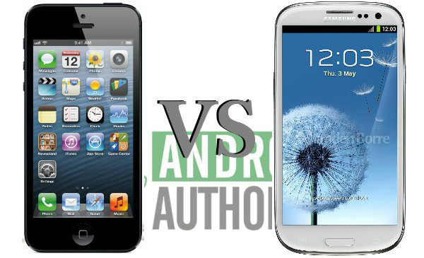 Galaxy s3 จึงดีกว่า iphone 5