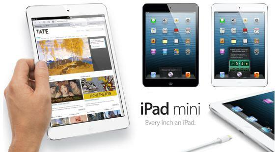 iPad Mini หรือแค่ไอแพด 2 ย่อส่วน???