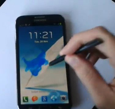 Galaxy Note 2 อัพเดท Android 4.1.2