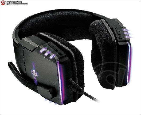 หูฟังสำหรับเล่นเกม Razer Banshee StarCraft® II