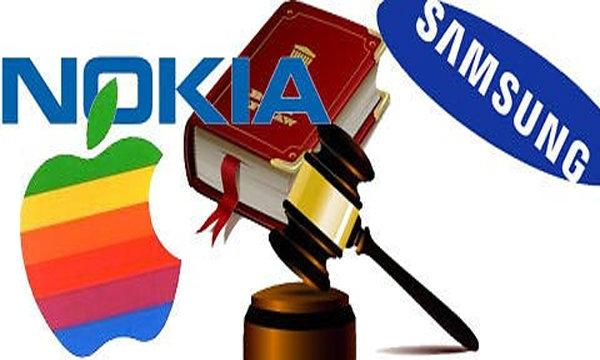 เมื่อ Nokia ร่วมกับ Apple แบน Samsung