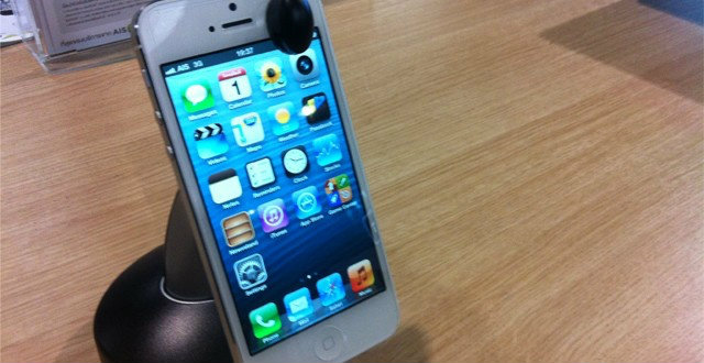 ระทึก! ไอโฟน5 ระเบิด ขณะโทร