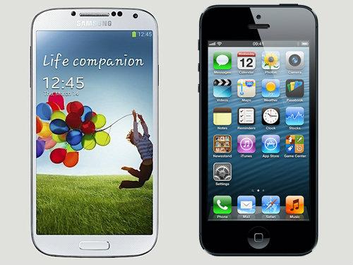 เผยต้นทุนอะไหล่ Samsung Galaxy S4 แพงกว่า iPhone 5 อีก!