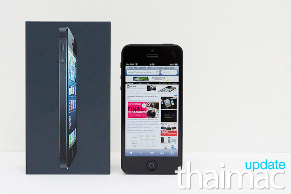 Hardware Review: iPhone 5