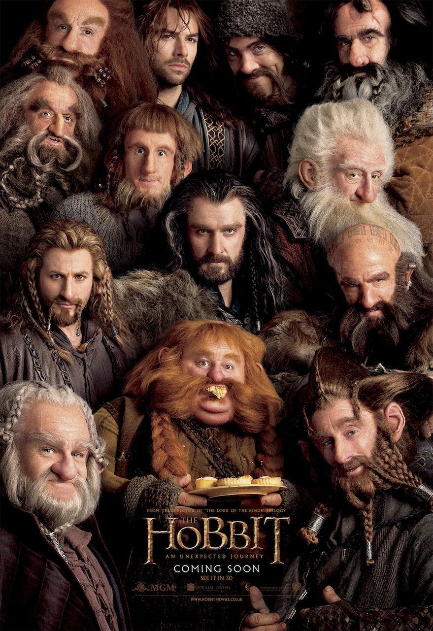 the hobbit - เดอะ ฮอบบิท