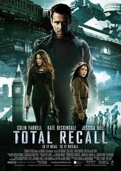 total recall คนทะลุโลก เรื่องย่อ